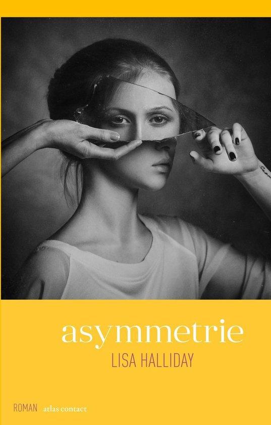 Boekomslag voor Asymmetrie