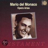 Mario Del Monaco Opera Arias