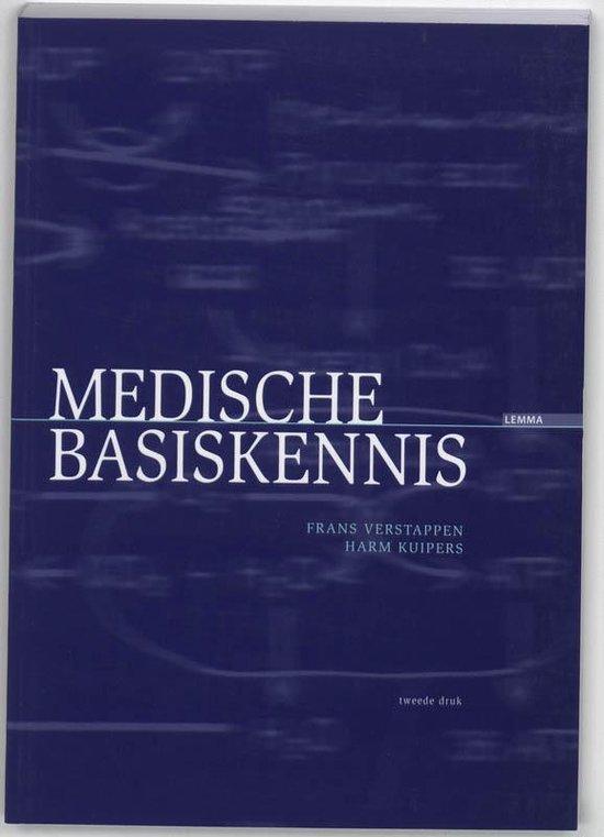 Medische basiskennis - F. Verstappen |