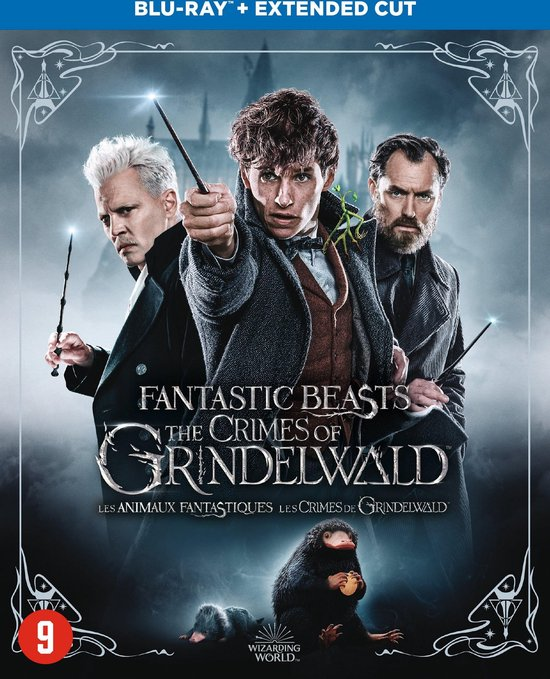 Fantastic Beasts 2 - The Crimes of Grindelwald (Blu-ray) (Extended Cut)