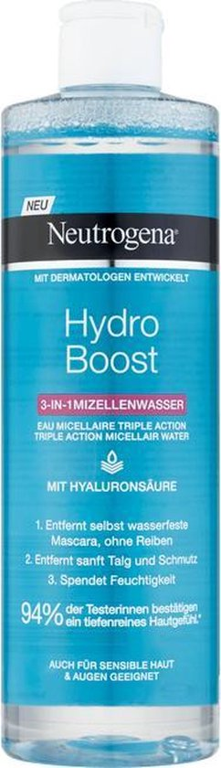 Neutrogena Hydro Boost Micellair Water - 400 ml