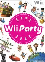 Nintendo Wii Party video-game Basis Engels