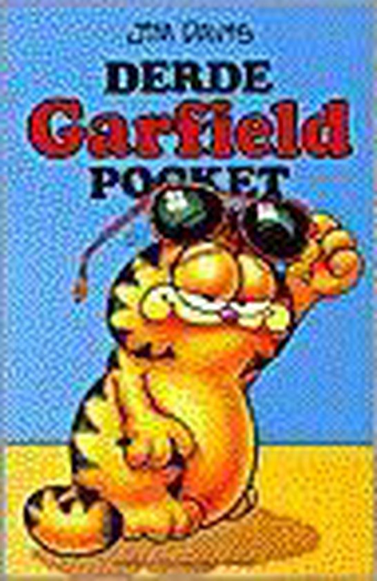 Garfield 03 pocket - Jim Davis |