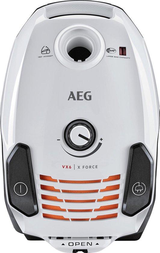 AEG VX6-2-IW-5 - Stofzuiger met zak