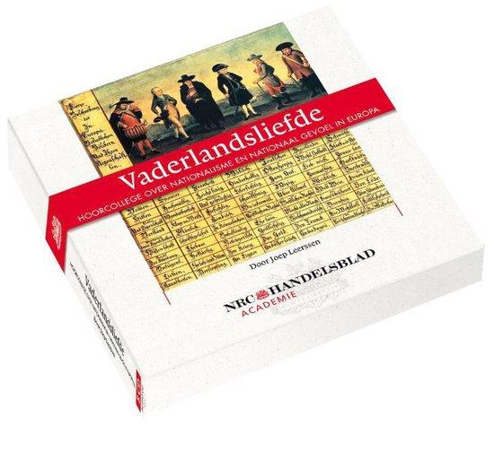 Boek cover Vaderlandsliefde van Joep Leerssen (Onbekend)