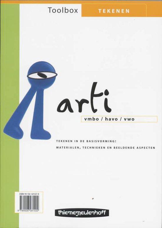 Arti / VMBO/Havo/vwo / deel Toolbox tekenen - Maaike Bakker pdf epub
