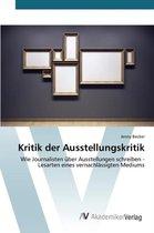 Kritik Der Ausstellungskritik