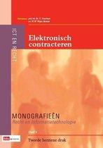 Monografieen Recht en Informatietechnologie 6 -   Elektronisch contracteren