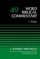 Boek cover 1 Peter, Volume 49 van J. Ramsey Michaels