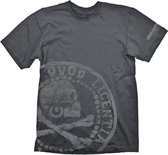 Uncharted 4 Pirate Coin TShirt L