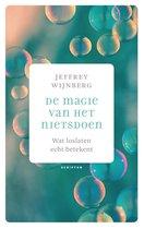 Boek cover De magie van het nietsdoen van Jeffrey Wijnberg