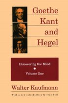 Goethe, Kant, and Hegel