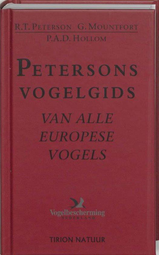Petersons vogelgids van alle Europese vogels - R.T. Peterson |