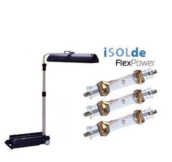 iSOLde CLEO HPA Flexpower 400-600W voor Philips SunMobile