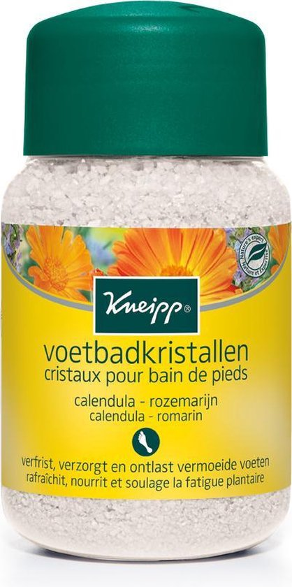 Kneipp Calendula Rozemarijn - 500 gr - Voetbadzout