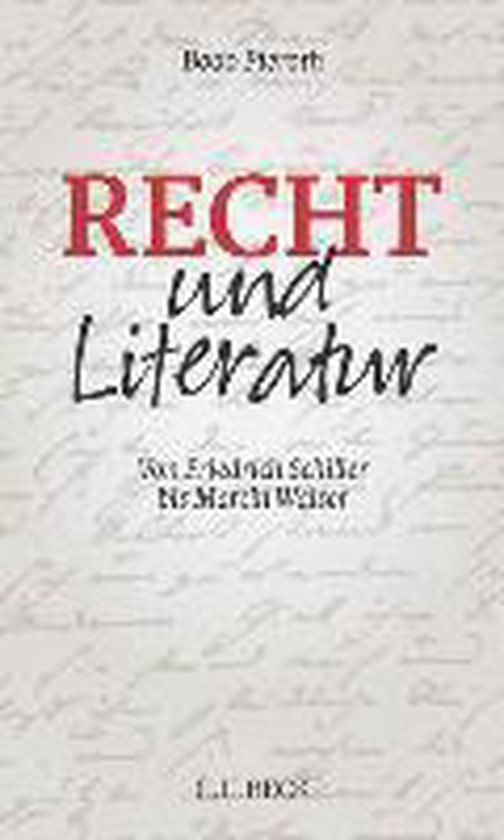 Recht und Literatur