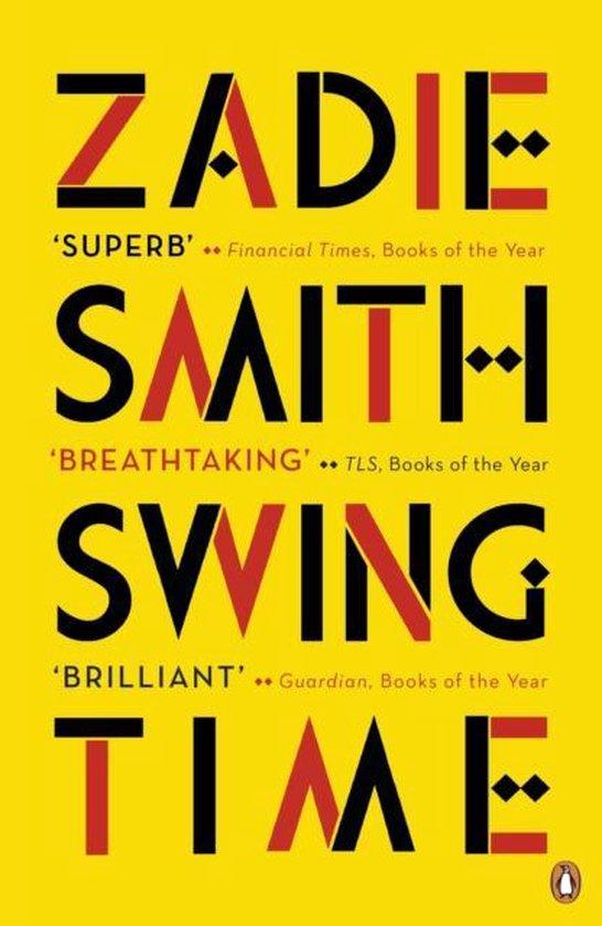 Omslag van Swing Time