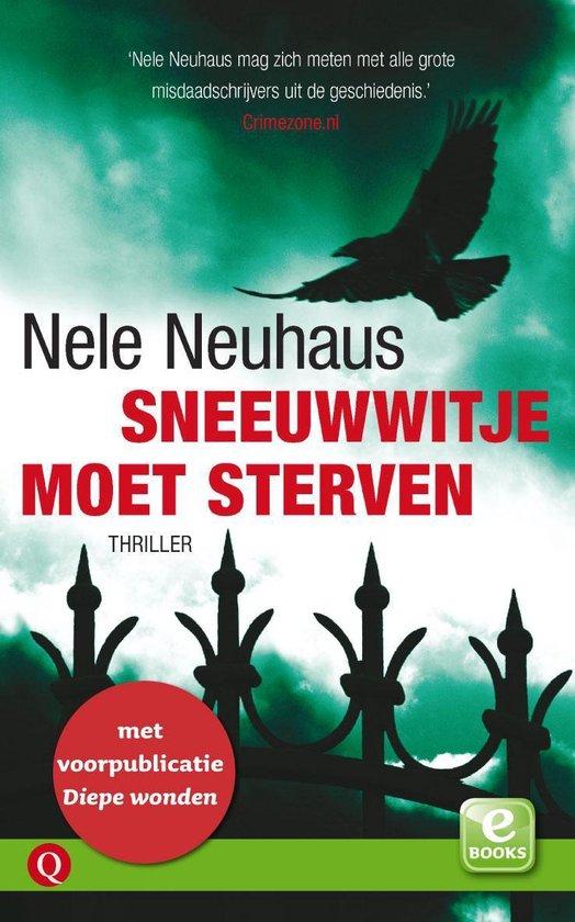 Sneeuwwitje moet sterven - Nele Neuhaus |