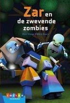 Game-lezen  -   Zar en de zwevende zombies
