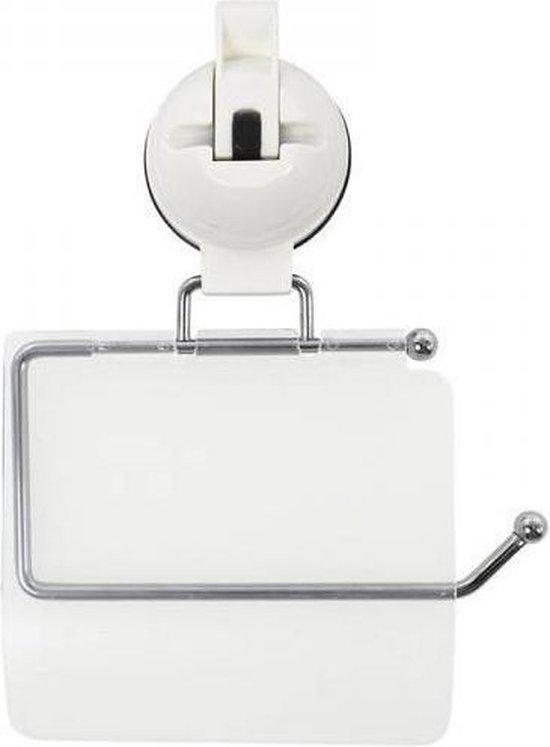 Pro+ Toiletrolhouder met zuignap 3kg