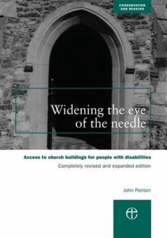 Boek cover Widening the Eye of the Needle van John Penton (Paperback)