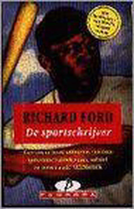 De sportschrijver - Richard Ford pdf epub