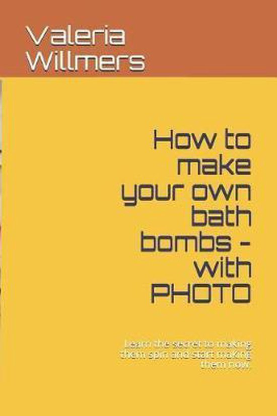How to Make Your Own Bath Bombs - With Photo