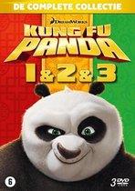 Kung Fu Panda - 1 t/m 3