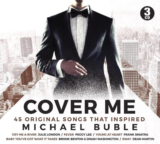Various - Cover Me
