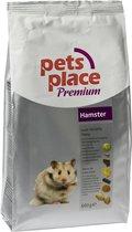 Pets Place Hamster Luxe Menu Premium - Hamstervoer - 600 g