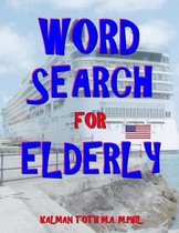 Word Search for Elderly