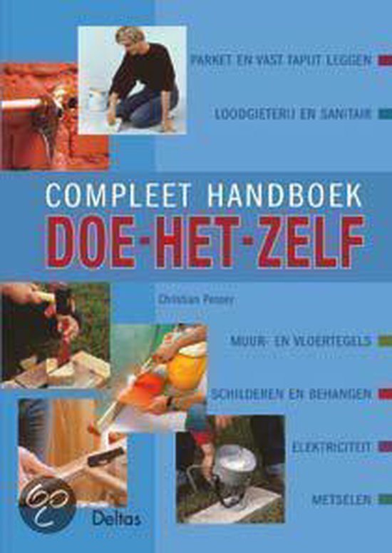 Compleet Handboek Doe-Het-Zelf - Christian Pessey | Readingchampions.org.uk