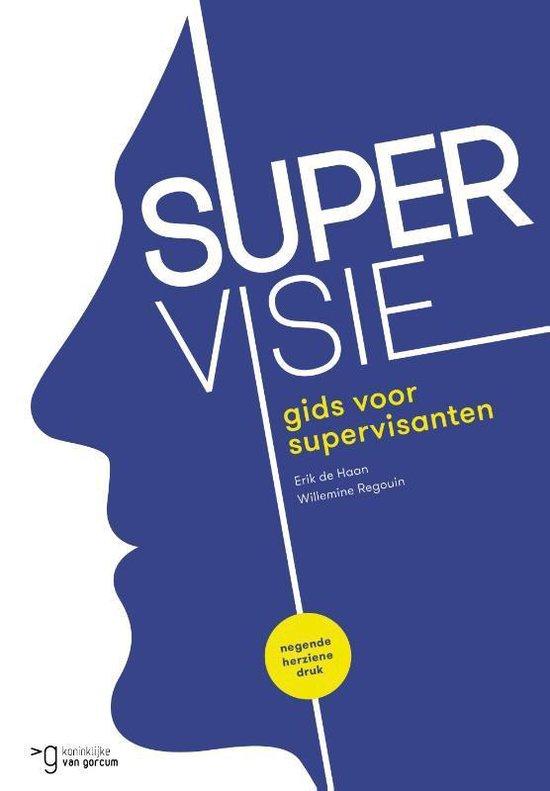 Supervisie - Erik de Haan | Fthsonline.com