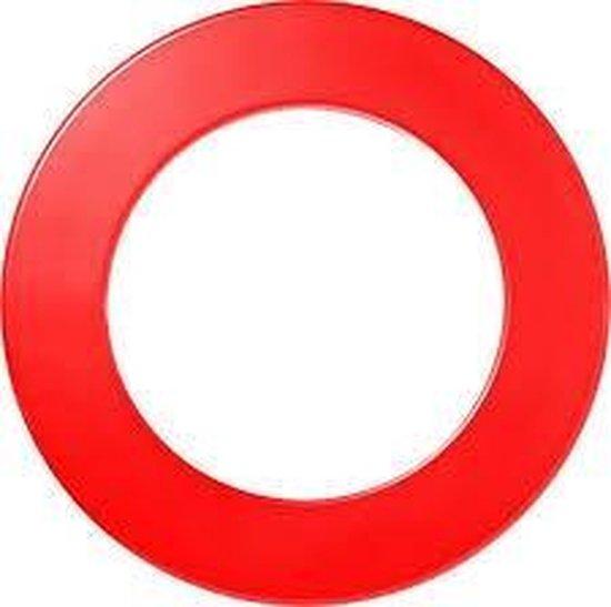 Dragon darts Surround ring rood Uni - dartbord surround ring