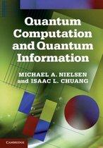 Quantum Computation and Quantum Information