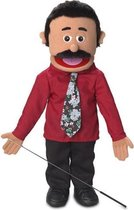 Handpop Carlos Sillypuppets 25''