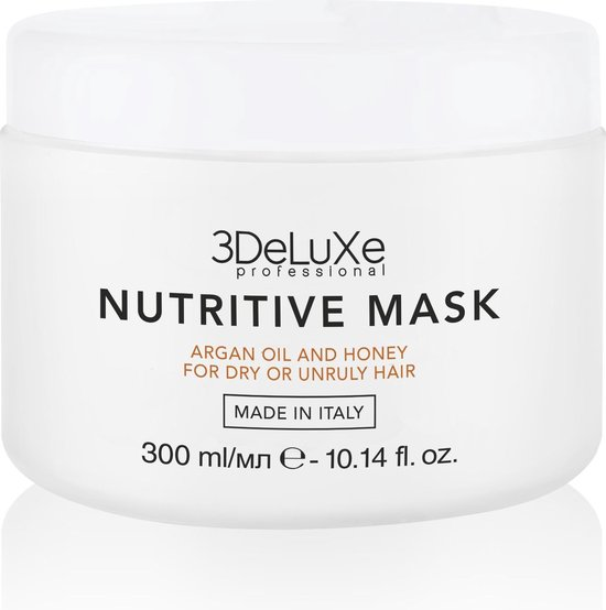 3DeLuXe Nutritive Mask 300ml