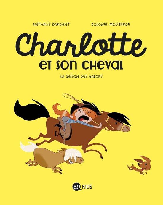 Charlotte et son cheval, Tome 02