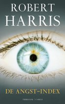 Boek cover De angst-index van Robert Harris