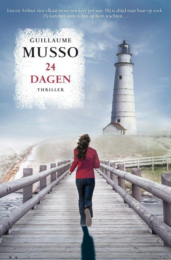 24 dagen - Guillaume Musso - Guillaume Musso  