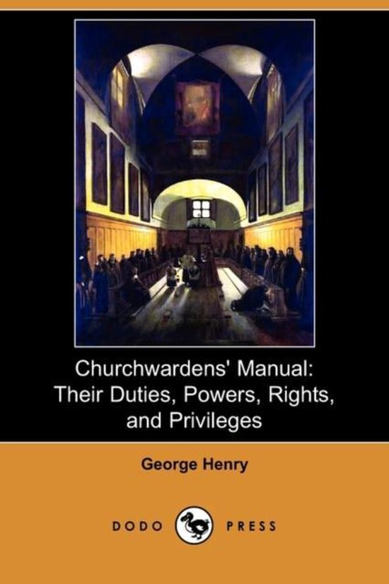 Churchwardens' Manual