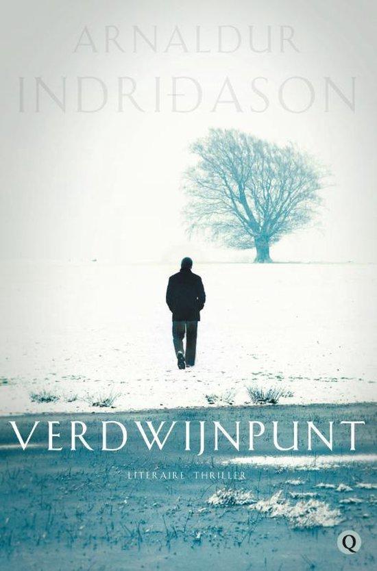 Boek cover Verdwijnpunt van Arnaldur Indridason (Onbekend)