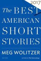 Omslag The Best American Short Stories 2017