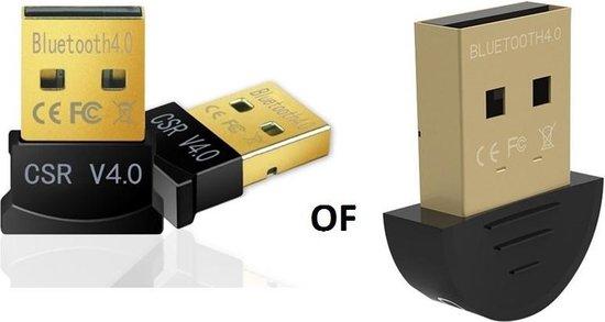Bluetooth 4.0 USB Micro Dongle / Adapter - NiSy.nl