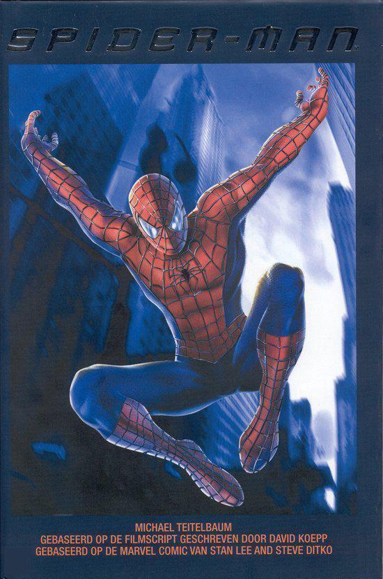 De Avonturen Van Spider-Man - Michael Teitelbaum | Readingchampions.org.uk