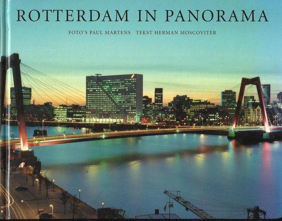 Rotterdam in panorama - Herman Moscoviter |
