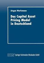 Das Capital Asset Pricing Model in Deutschland