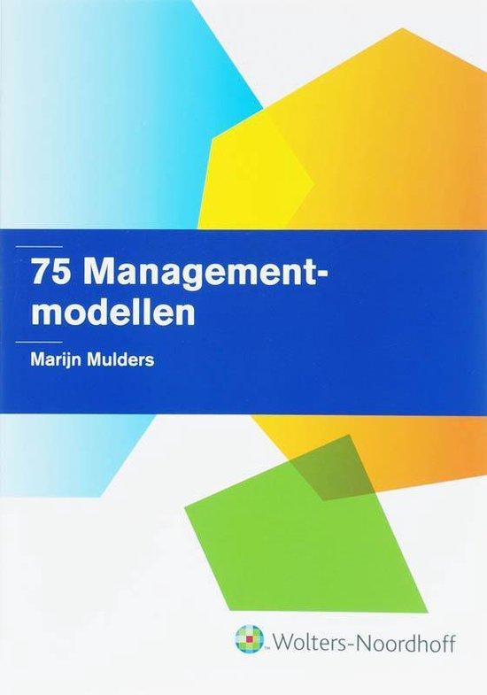 75 Managementmodellen - Milena Mulders |