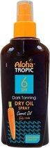 Aloha Tropic Zon Olie *SPF06 Wortel* 200ml