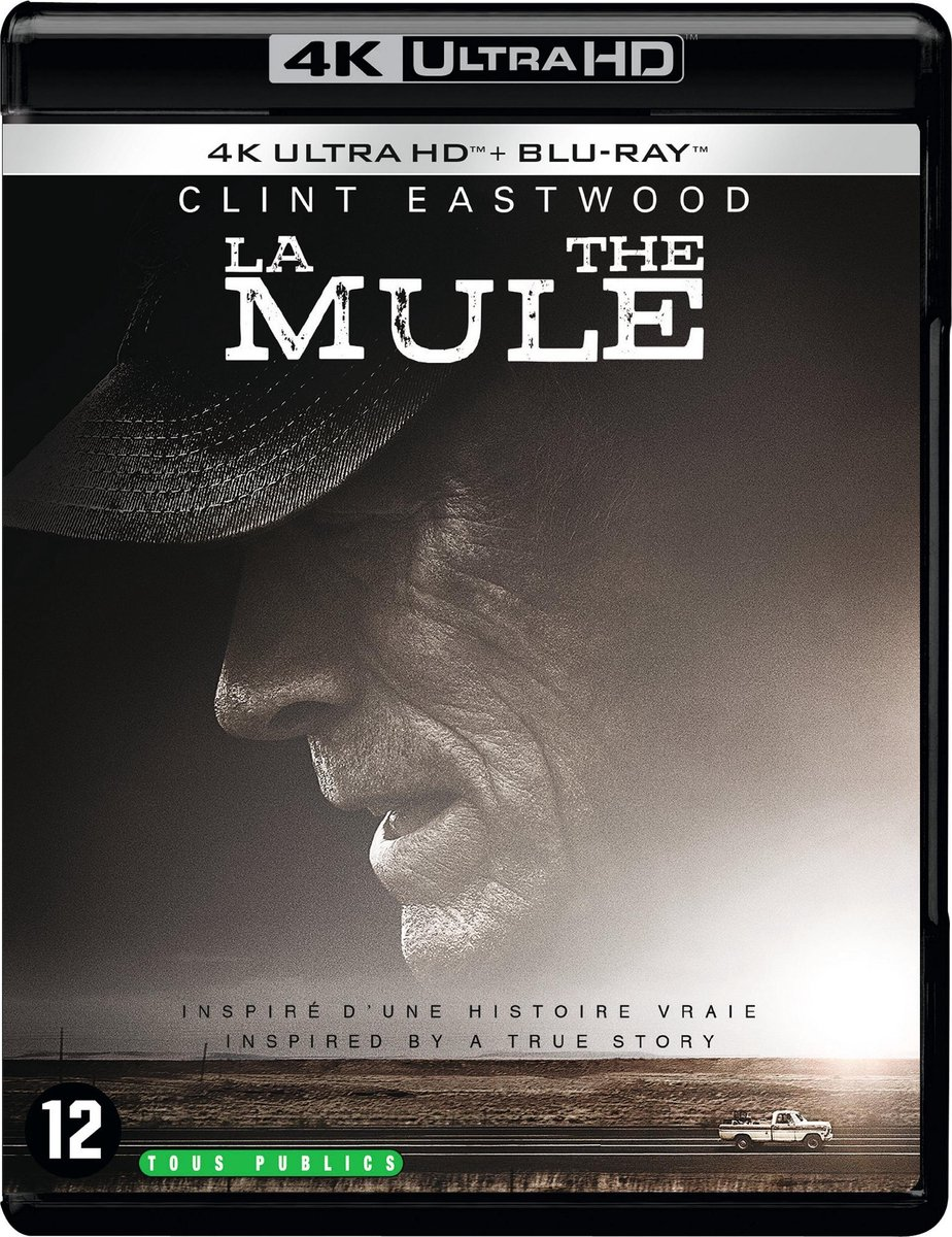 The Mule (4K Ultra HD Blu-ray)-